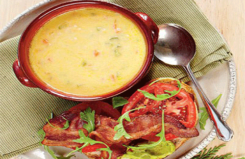 chedar-cheese-soup