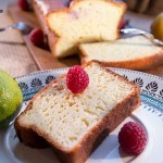 Easy lemon yogurt cake with Limoncello syrup